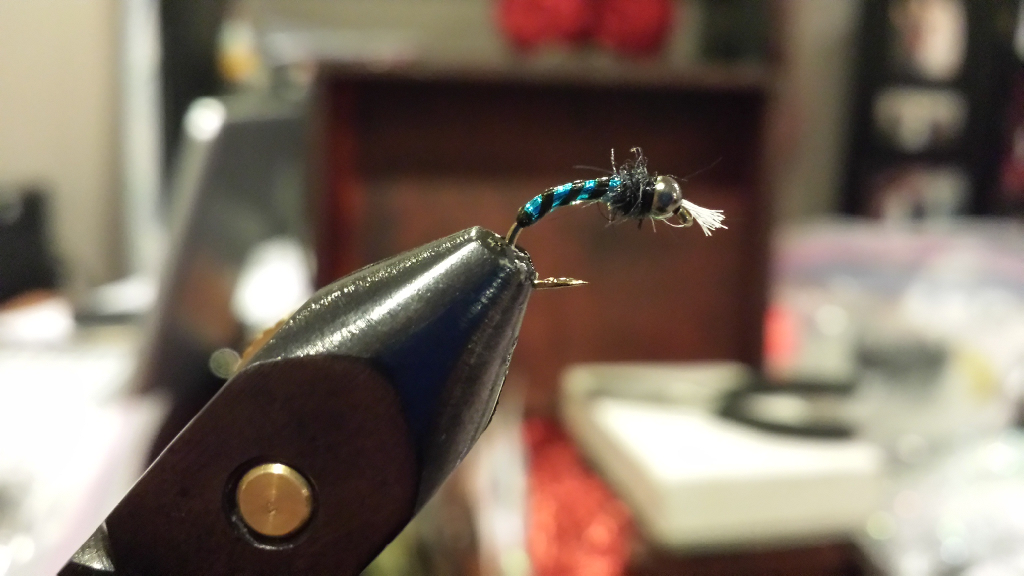 Blue Flash Chironomid